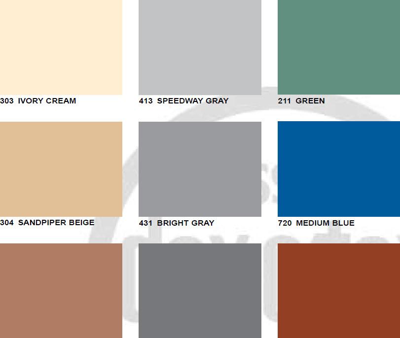 standard-color-chart-epoxy-urethane-polyaspartic